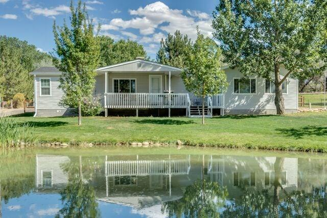 826 24 1/2 Road, Grand Junction, CO 81505 (MLS #20174957) :: The Christi Reece Group