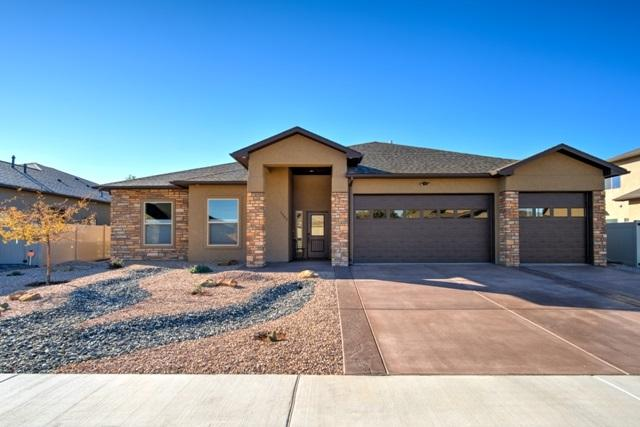 1562 Myers Lane, Fruita, CO 81521 (MLS #20175335) :: CapRock Real Estate, LLC