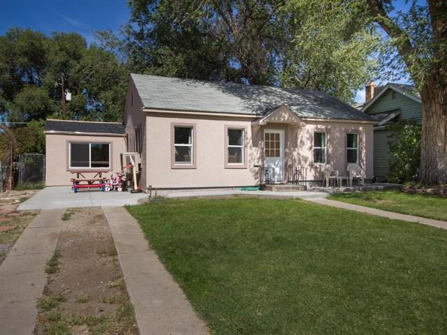 1438 Ouray Avenue, Grand Junction, CO 81501 (MLS #20175365) :: The Christi Reece Group