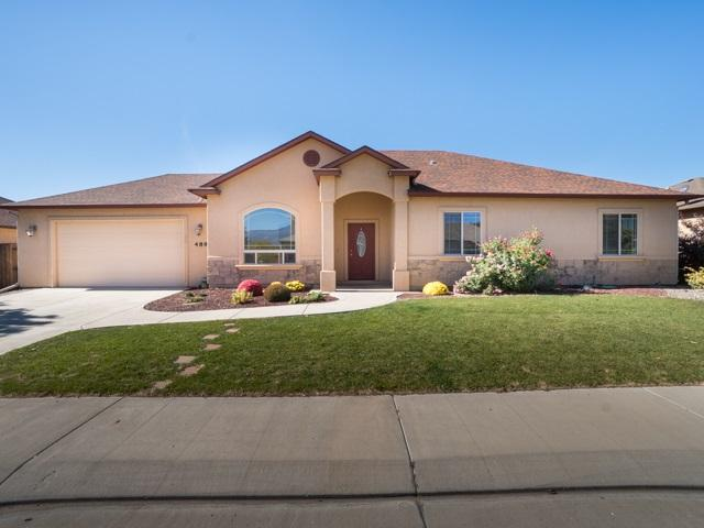 489 Chatfield Circle, Grand Junction, CO 81504 (MLS #20175415) :: The Christi Reece Group