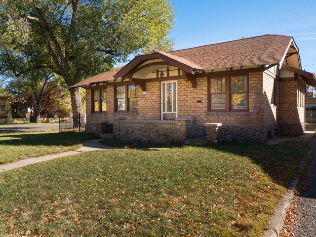 1261 Chipeta Avenue, Grand Junction, CO 81501 (MLS #20175451) :: Keller Williams CO West / Mountain Coast Group