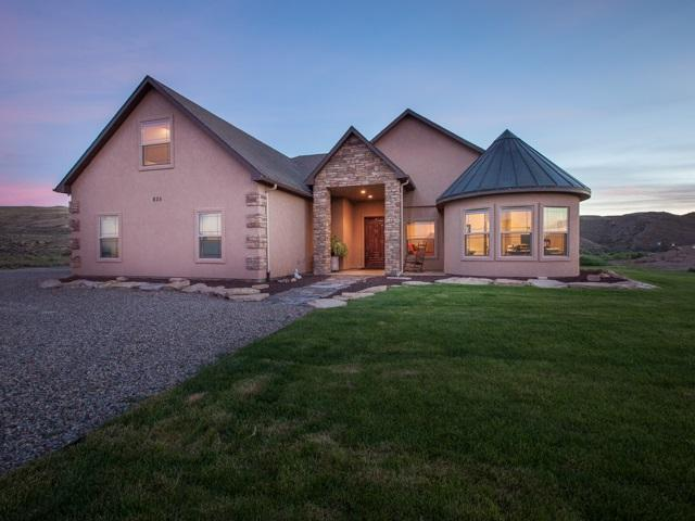 835 Slickrock Drive, Mack, CO 81525 (MLS #20175851) :: The Grand Junction Group
