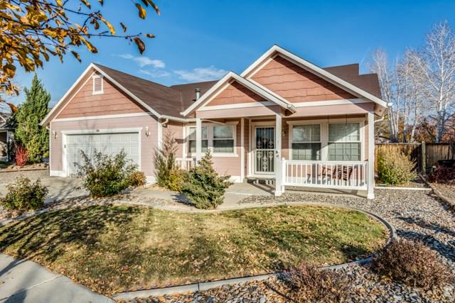 606 Cottage Meadows Court, Grand Junction, CO 81504 (MLS #20175887) :: The Grand Junction Group