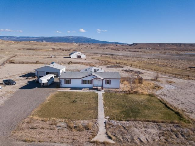 5566 Grand Mesa View Drive, Whitewater, CO 81527 (MLS #20176112) :: The Grand Junction Group