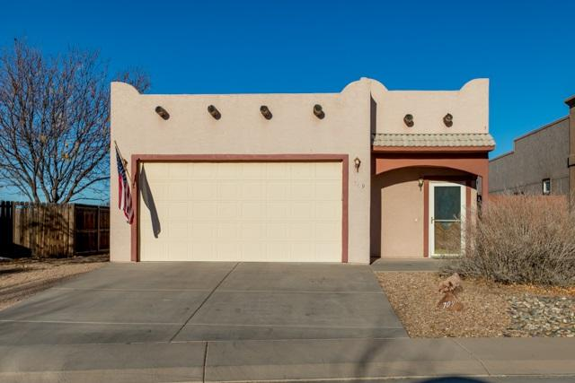 709 Spanish Trail Drive, Grand Junction, CO 81505 (MLS #20176186) :: CapRock Real Estate, LLC
