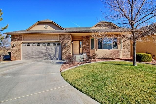 725 Woodridge Court, Grand Junction, CO 81505 (MLS #20176195) :: CapRock Real Estate, LLC