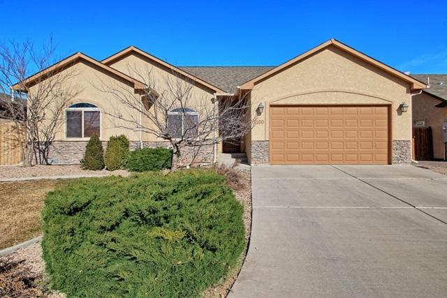 3160 Bulla Court, Grand Junction, CO 81504 (MLS #20176223) :: CapRock Real Estate, LLC