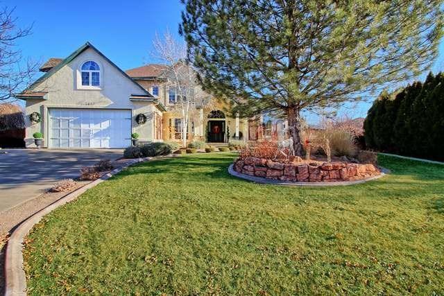 2665 Hemlock Court, Grand Junction, CO 81506 (MLS #20176229) :: CapRock Real Estate, LLC