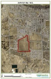 2650 B 1/2 Road, Grand Junction, CO 81503 (MLS #20176234) :: CapRock Real Estate, LLC