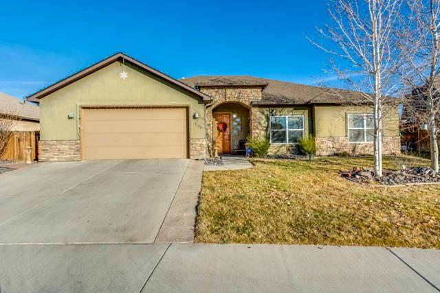 3154 Cross Canyon Lane, Grand Junction, CO 81504 (MLS #20176250) :: Keller Williams CO West / Mountain Coast Group