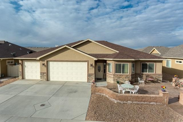 669 Chaffee Avenue, Grand Junction, CO 81505 (MLS #20176314) :: The Christi Reece Group