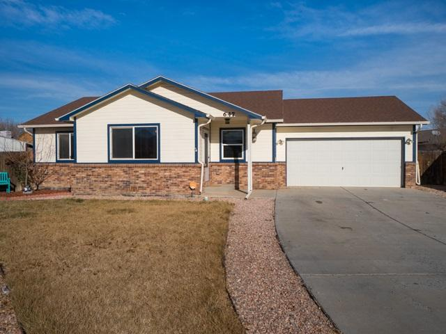 647 Bayberry Court, Fruita, CO 81521 (MLS #20180324) :: The Christi Reece Group