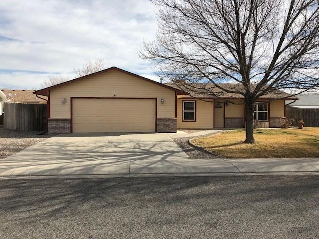 584 Darby Drive, Grand Junction, CO 81504 (MLS #20180418) :: The Christi Reece Group