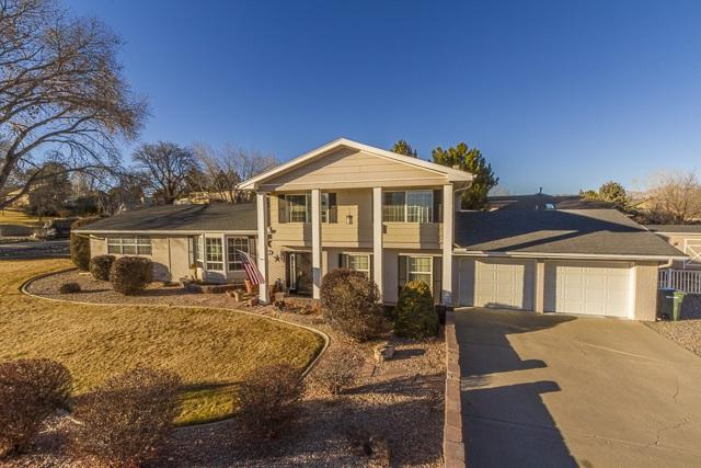 2694 Kimberly Drive, Grand Junction, CO 81506 (MLS #20180999) :: The Christi Reece Group