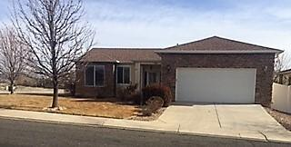 2856 Grand Falls Drive, Grand Junction, CO 81501 (MLS #20181384) :: Keller Williams CO West / Mountain Coast Group