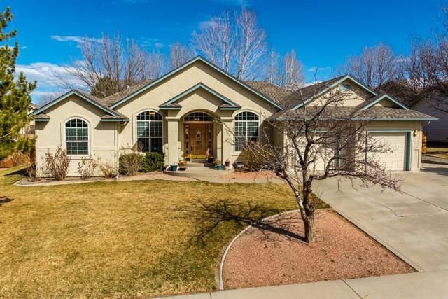 2332 South Rim Drive, Grand Junction, CO 81507 (MLS #20181404) :: CapRock Real Estate, LLC