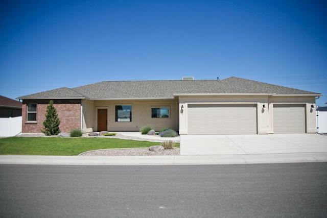 180 Sun Hawk Drive, Grand Junction, CO 81503 (MLS #20181454) :: CapRock Real Estate, LLC
