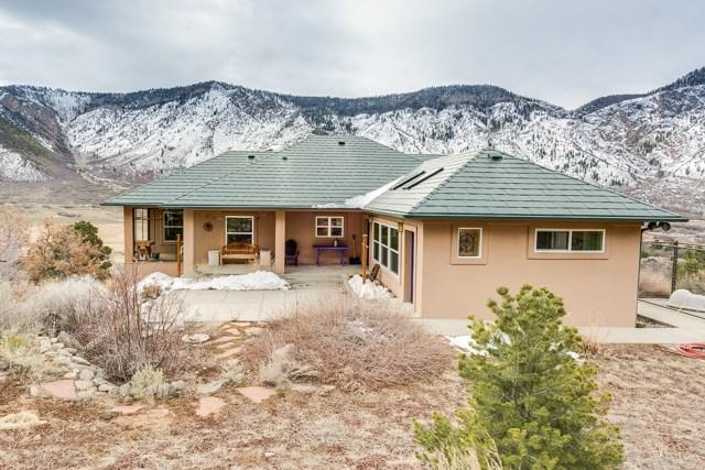 26000 Highway 141, Whitewater, CO 81527 (MLS #20181582) :: The Grand Junction Group