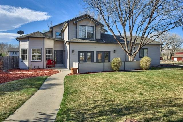 2551 G 3/8 Road, Grand Junction, CO 81505 (MLS #20181792) :: The Christi Reece Group