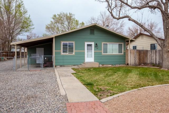 913 Kiefer Avenue, Fruita, CO 81521 (MLS #20181851) :: The Christi Reece Group
