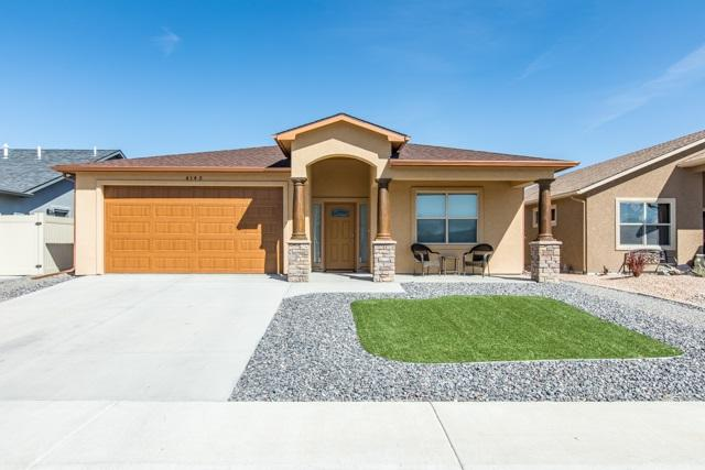 434 Donogal Drive B, Grand Junction, CO 81504 (MLS #20181949) :: The Grand Junction Group
