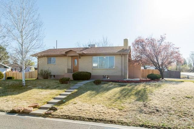 702 Ivy Place, Grand Junction, CO 81506 (MLS #20181987) :: The Grand Junction Group