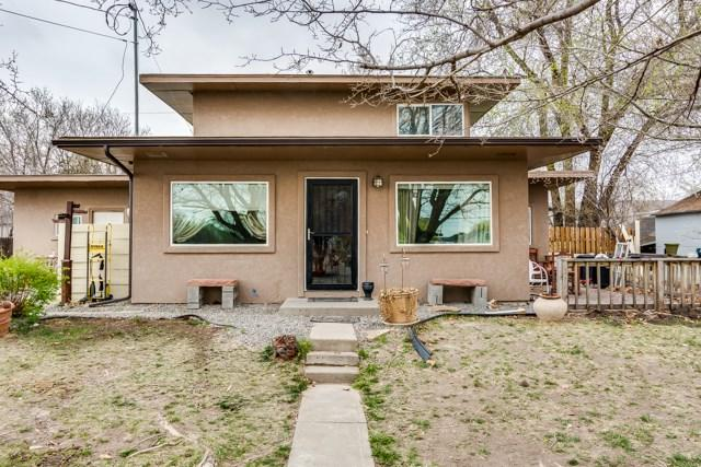 3106 F Road, Grand Junction, CO 81504 (MLS #20182150) :: The Christi Reece Group