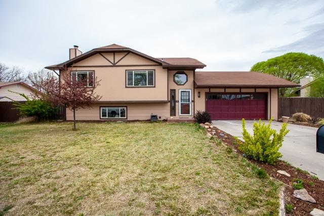 593 Agana Street, Grand Junction, CO 81504 (MLS #20182177) :: The Christi Reece Group