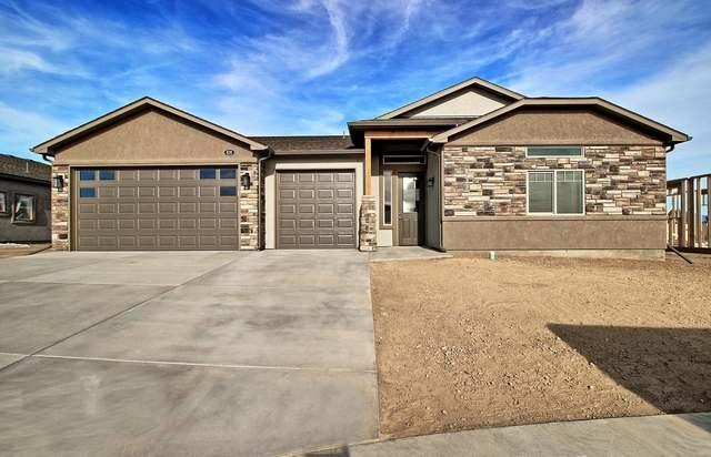 626 Ravine Court, Grand Junction, CO 81504 (MLS #20182220) :: The Borman Group at eXp Realty