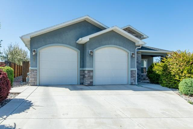 665 Allegheny Drive, Grand Junction, CO 81504 (MLS #20182380) :: The Christi Reece Group