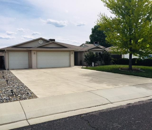 3147 W Mandarin Court, Grand Junction, CO 81504 (MLS #20182578) :: The Christi Reece Group
