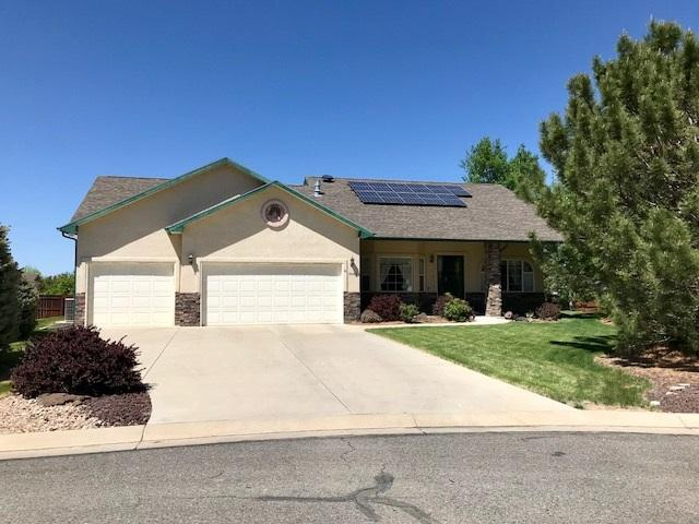 206 1/2 Chipeta Pines Court, Grand Junction, CO 81503 (MLS #20182610) :: The Christi Reece Group