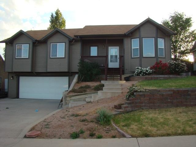 595 Grand Cascade Way, Grand Junction, CO 81501 (MLS #20182955) :: The Christi Reece Group