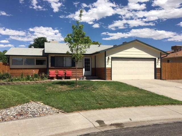1141 Laurel Court, Grand Junction, CO 81521 (MLS #20183506) :: CapRock Real Estate, LLC