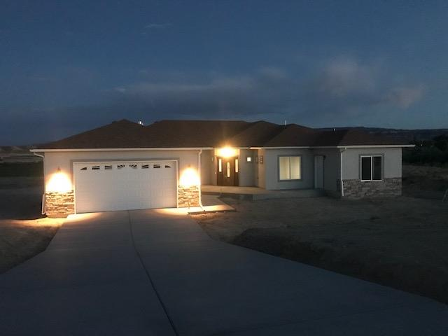 1324 Gold Lake Drive, Loma, CO 81524 (MLS #20184112) :: The Christi Reece Group