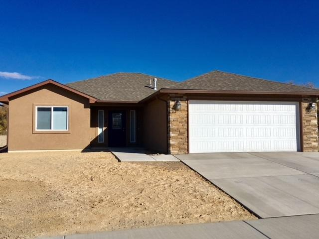 489 Badger Court, Grand Junction, CO 81504 (MLS #20186163) :: CapRock Real Estate, LLC