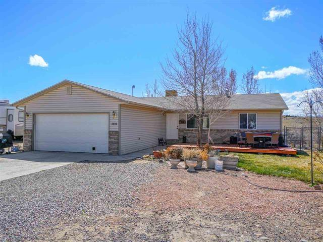3495 Upland Road, Palisade, CO 81526 (MLS #20190642) :: The Grand Junction Group