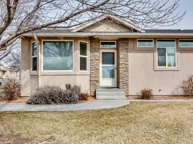 560 Garden Grove Court, Grand Junction, CO 81501 (MLS #20191242) :: The Christi Reece Group