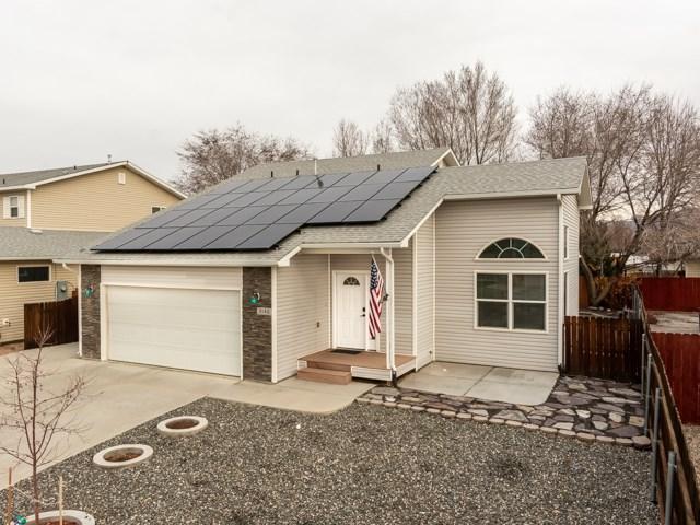 3140 Ute Canyon Lane, Grand Junction, CO 81504 (MLS #20191252) :: The Christi Reece Group
