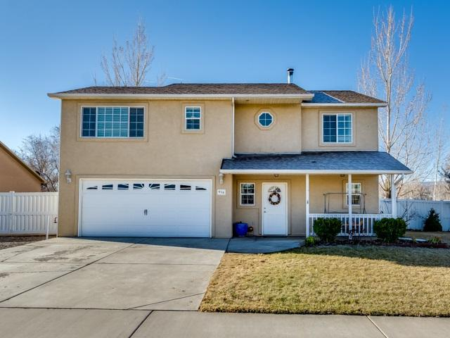 608 Sabil Drive, Fruita, CO 81521 (MLS #20191360) :: The Grand Junction Group