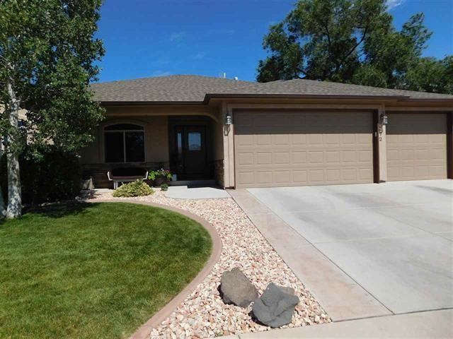 212 Meadow Point Drive, Grand Junction, CO 81503 (MLS #20191672) :: The Grand Junction Group with Keller Williams Colorado West LLC