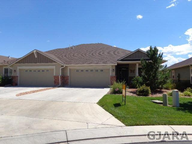 726 Shore Circle A, Grand Junction, CO 81505 (MLS #20192507) :: The Grand Junction Group with Keller Williams Colorado West LLC