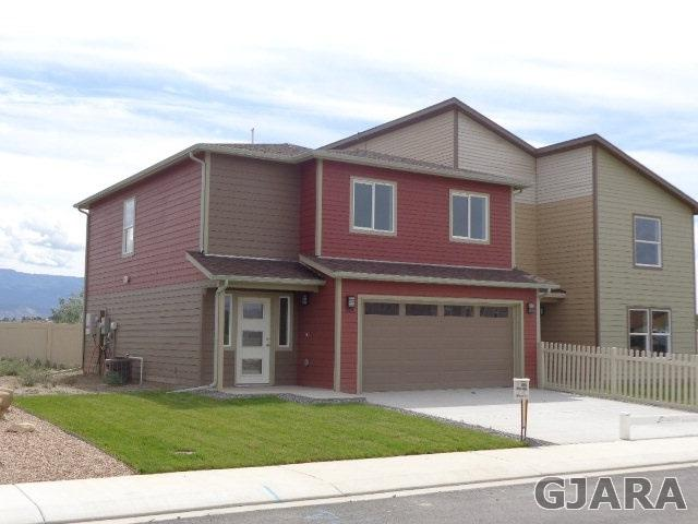 395 Green River Drive Confluence B, Grand Junction, CO 81504 (MLS #20192551) :: The Christi Reece Group