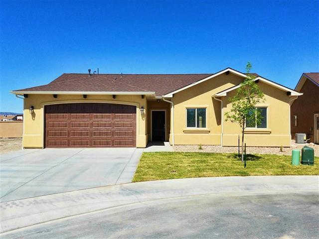 593 Teatro Court, Grand Junction, CO 81501 (MLS #20192567) :: The Grand Junction Group with Keller Williams Colorado West LLC
