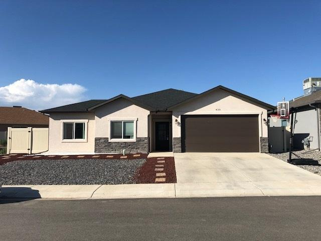430 Donogal Drive #B, Grand Junction, CO 81504 (MLS #20192639) :: The Christi Reece Group