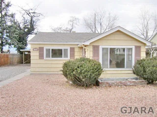 1615 N 7th Street, Grand Junction, CO 81501 (MLS #20193026) :: The Grand Junction Group with Keller Williams Colorado West LLC