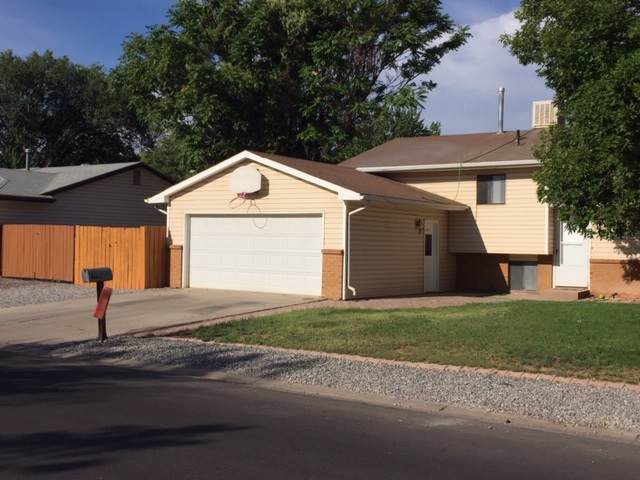 285 Arlington Drive, Grand Junction, CO 81503 (MLS #20195112) :: The Christi Reece Group