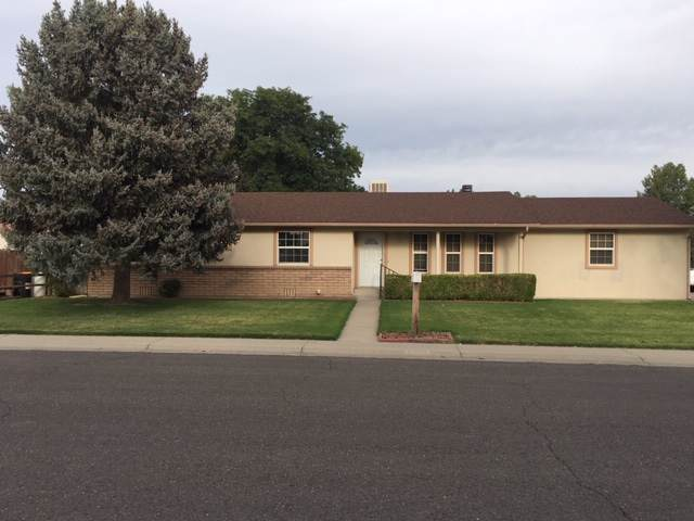 562 Bentwood Street, Grand Junction, CO 81504 (MLS #20195309) :: CapRock Real Estate, LLC