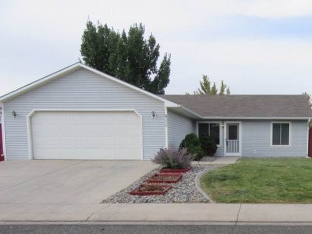 3030 Vin Rose Way, Grand Junction, CO 81504 (MLS #20195485) :: The Christi Reece Group