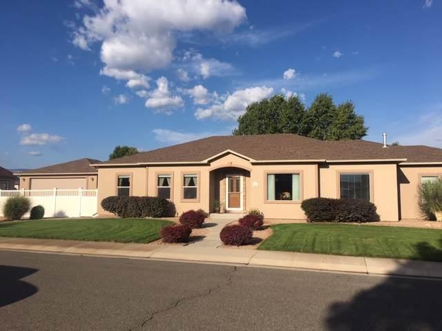 229 Katie Lane, Grand Junction, CO 81503 (MLS #20195520) :: CapRock Real Estate, LLC